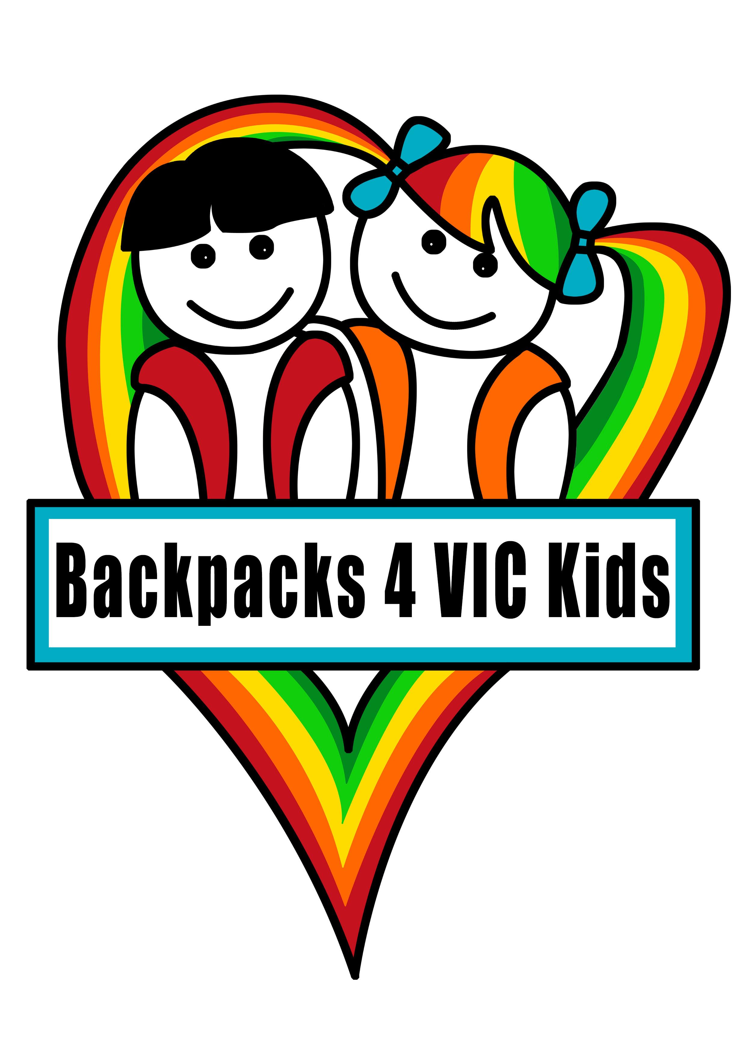 Backpacks 4 VIC Kids Inc