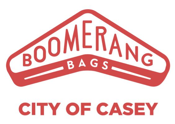 City of Casey Boomerang Bags